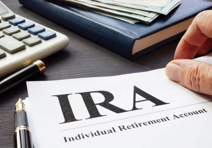 IRA paperwork
